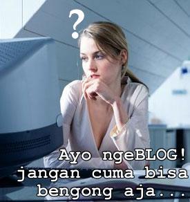 Ramuan Seorang Blogger